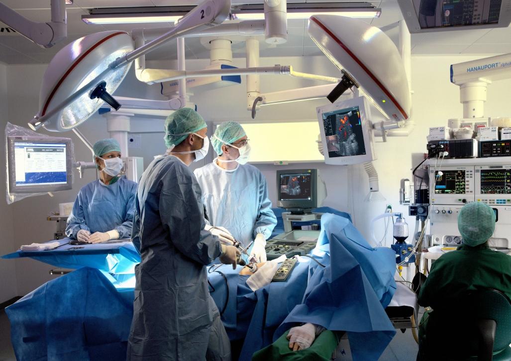 31-летнему пермяку пересадили почку его матери— Уникальная операция